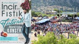 2. İncir ve Fıstık Festivali Pazar Günü Gerçekleştirilecek