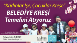 Başkan Turgut, 'Temel atma törenimize tüm halkımız davetlidir'