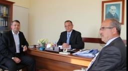Başkan Turgut'tan Hayırlı Olsun Ziyaret