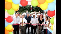 Dr. Ali Su Halk Kütüphanesi Açıldı