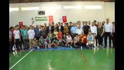 Festival Kapsamındaki Masa Tenisi Turnuvası Başladı