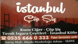 İstanbul Çöp Şiş