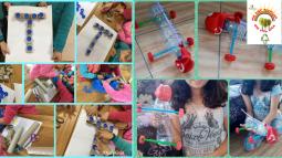 Kızılisalı İlkokulu'ndan Geri Dönüşüm Farkındalığı Projesi