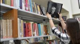 Kütüphaneler Bilginin Evidir