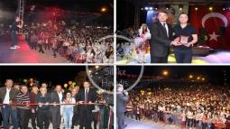 Mukaddem Parkı, Grup Zakkum Konseriyle Açıldı