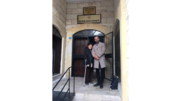 Mürüvvet Türkili'nden Kent Konseyine Ziyaret