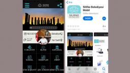 Silifke Belediyesi Hizmetleri App Store ve Google Play Sore'da!