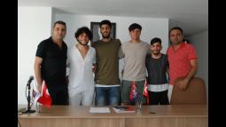 Silifke Belediyespor'dan Transfer Şov
