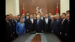 Silifke Cumhur İttifakından Ankara Ziyareti