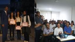 Silifke Ülkü Ocakları'nda Ülkücü Şehit İbrahim  Ok Yaz Kampı Mezuniyet Töreni Düzenlendi