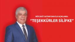 Silifke'nin Yeni Belediye Başkanı'ndan İlk Açıklama!