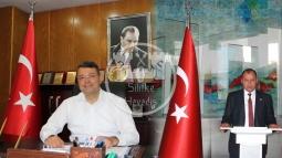 Turgut ve Uçar'dan 10 Ocak Çalışan Gazeteciler Günü Mesajı