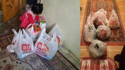 Ülkü Ocakları'ndan İhtiyaç Sahibi Ailelere Yardım