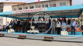 19 Mayıs Atatürk'ü Anma Gençlik ve Spor Bayramı Kutlandı