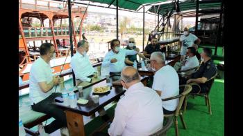 """Kaymakam Emiroğlu,  """"Bölge turizmini canlandıracağız"""""""