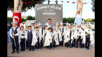 Silifke Belediyesi Sünnet Şöleni Düzenledi
