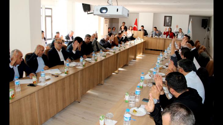 Aralık Ayı Belediye Meclis Toplantısı Yapıldı