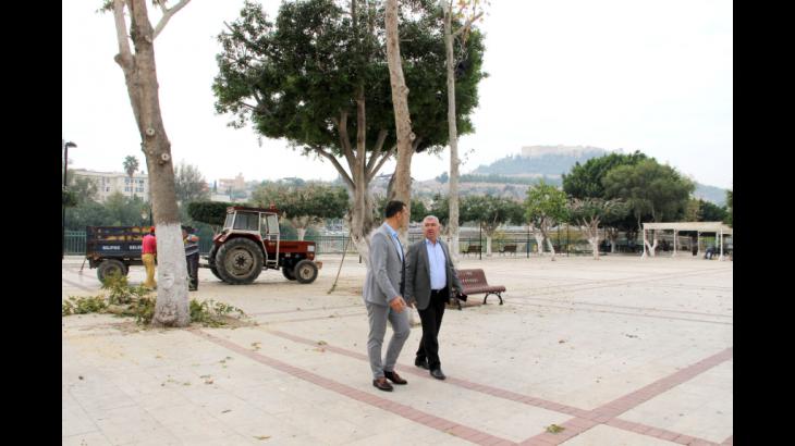 Başkanvekili Altunok, Çalışmaları Yerinde İnceliyor