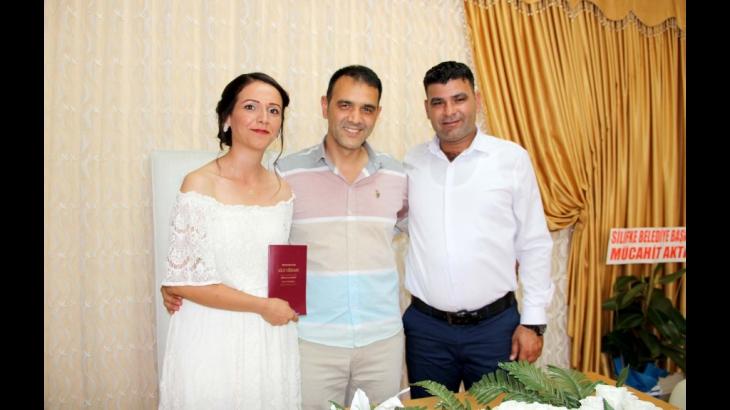 Başkanvekili Altunok, Şehri ve Ali Çiftinin Nikahını Kıydı