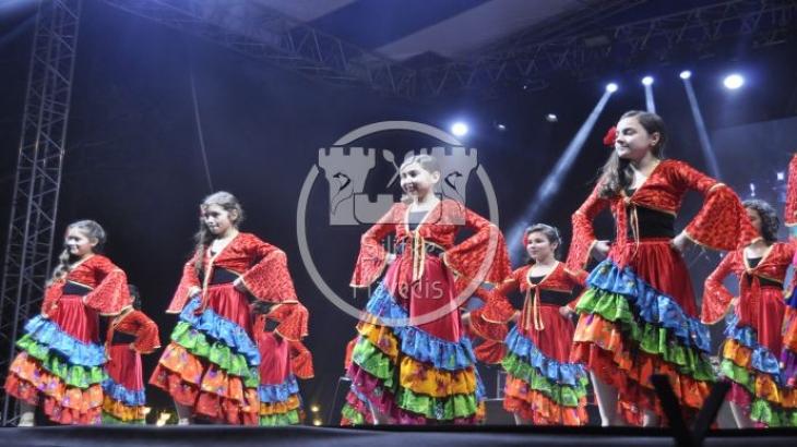 Festival, Mabel Matiz'le Coşkulu Başladı
