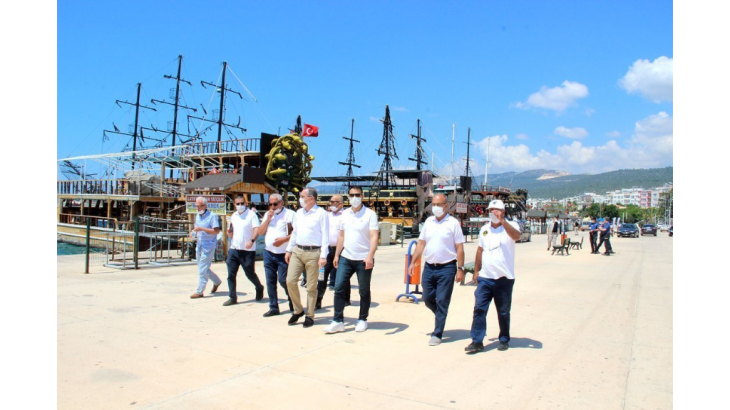 """Kaymakam Emiroğlu,  """"Bölge turizmini canlandıracağız"""" (2)"""