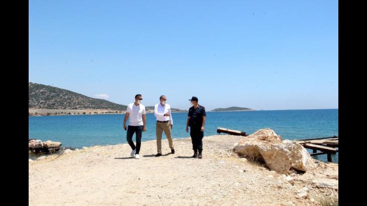 """Kaymakam Emiroğlu,  """"Bölge turizmini canlandıracağız"""" (3)"""