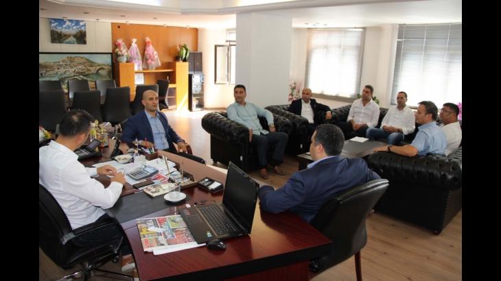 MHP heyetinden Başkanvekili Altunok'a Ziyaret (2)