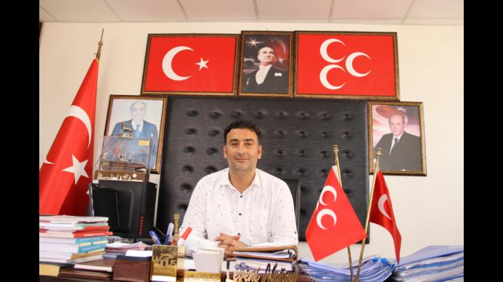 MHP İlçe Başkanı Nogay'dan 23 Nisan Mesajı
