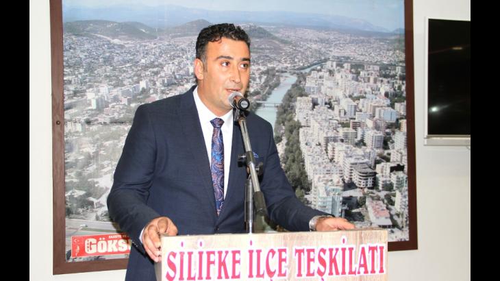 MHP'den Silifke'de İstişare Toplantısı (2)
