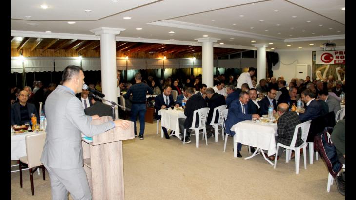 MHP'den Silifke'de İstişare Toplantısı (3)