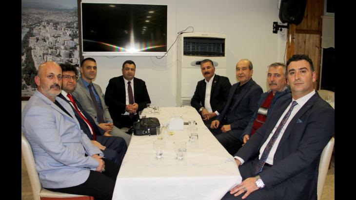 MHP'den Silifke'de İstişare Toplantısı (4)