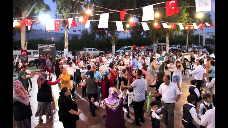 Silifke Belediyesi Sünnet Şöleni Düzenledi (5)