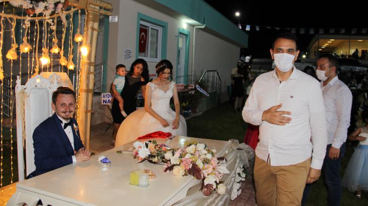 Silifke Kır Düğün Salonu Hizmete Açıldı! (2)