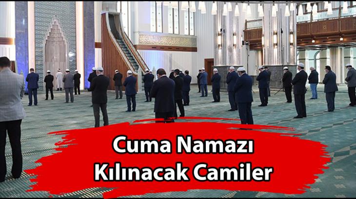 Silifke'de Cuma Namazı Kılınacak Camiler Açıklandı!