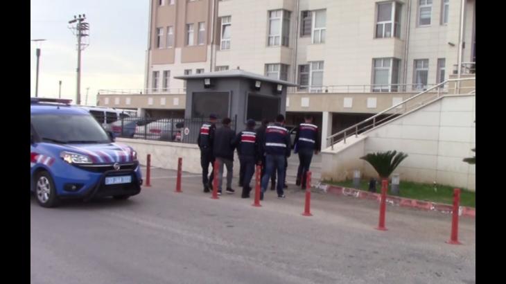 Silifke'de DEAŞ Operasyonu 2 Kişi Tutuklandı (2)