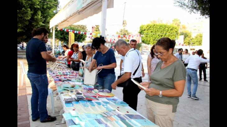 Silifke'de Yazarlar Okurlarıyla Buluştu